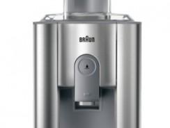 Test de la centrifugeuse Braun 81300172 Multiquick Juicer